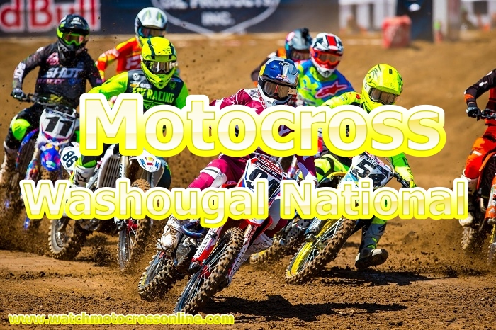 Motocross Washougal National Live Stream