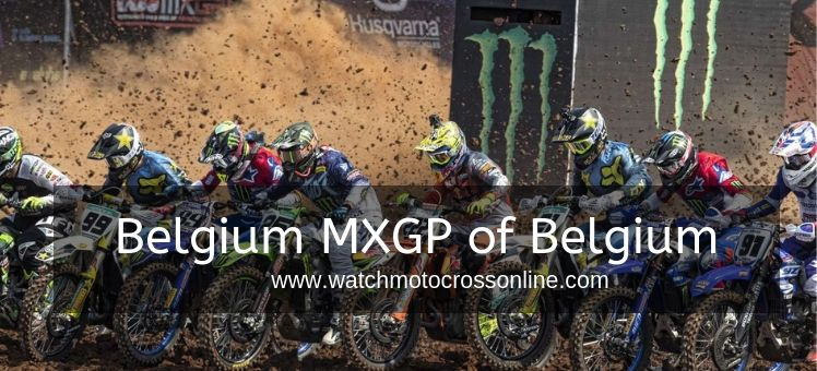MXGP of Belgium Live Stream