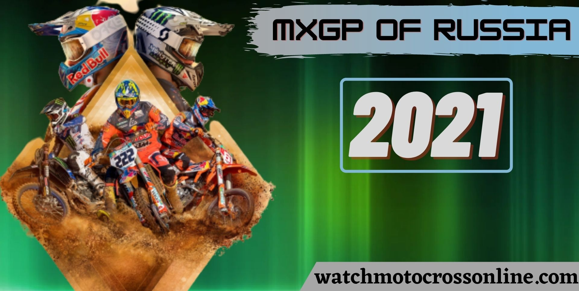 MXGP Of Russia Live Stream