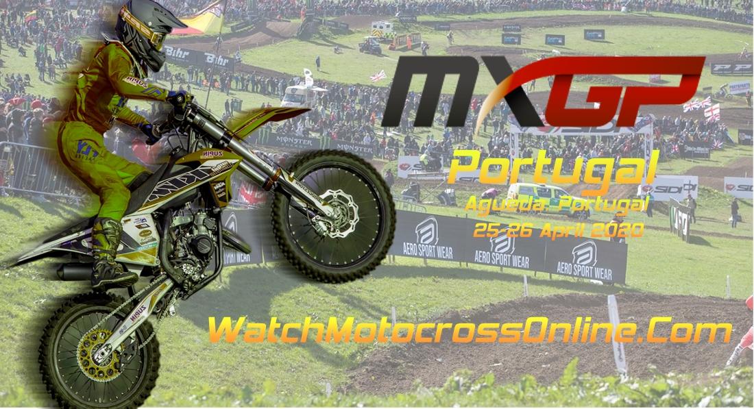 MXGP of Portugal 2020 Live Stream