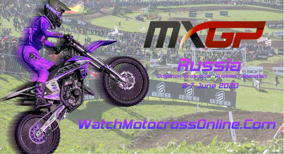 MXGP of Russia 2020 Live Stream