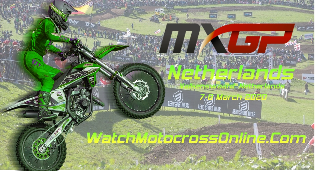 MXGP of the Netherlands 2020 Live Stream