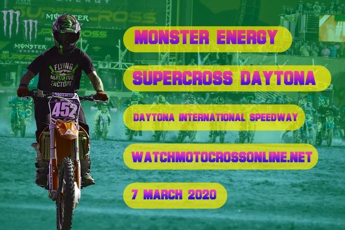 AMA Supercross Daytona Live Stream 2020 | Full Race Replay