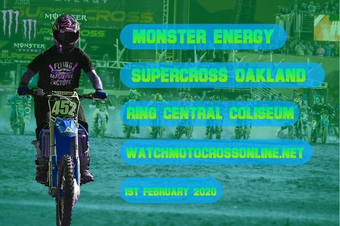 AMA Supercross Oakland Live Stream 2020 | Full Race Replay