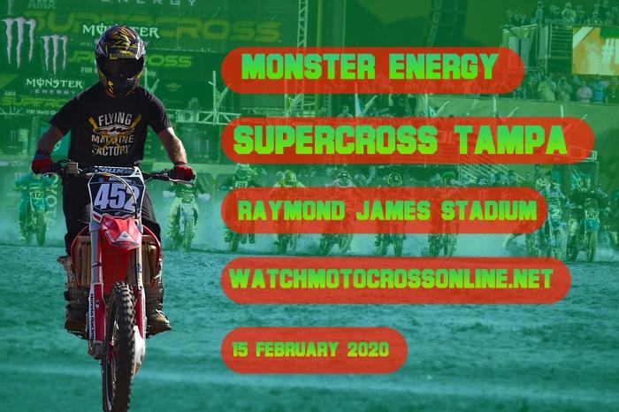 AMA Supercross Tampa Live Stream 2020 | Full Race Replay