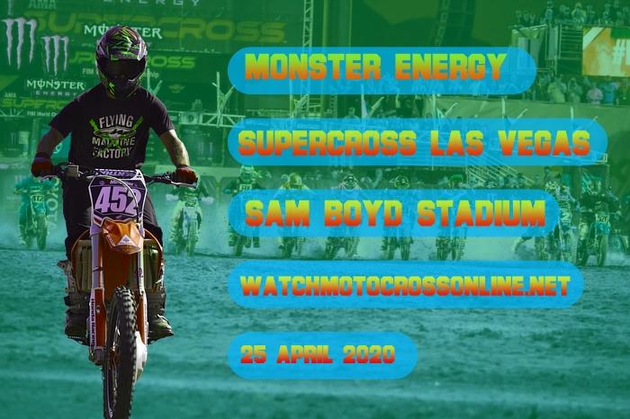 AMA Supercross Las Vegas Live Stream 2020 | Full Race Replay