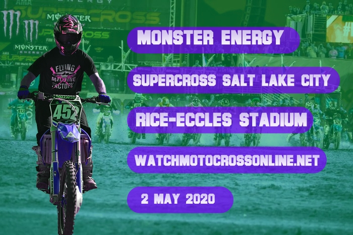 AMA Supercross Salt Lake City Live Stream | Full Race Replay