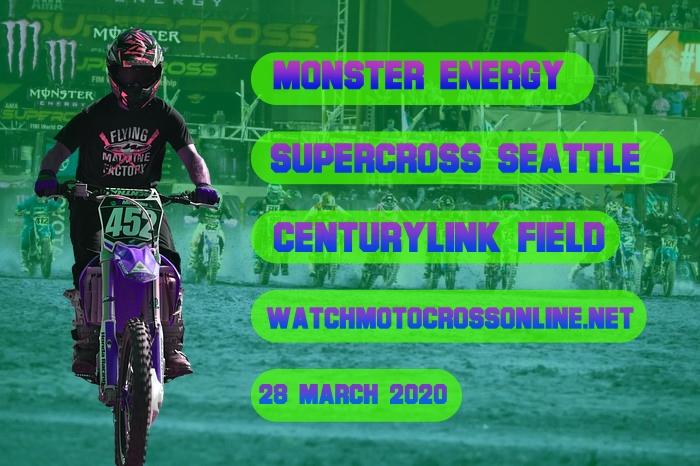 AMA Supercross Seattle Live Stream 2020 | Full Race Replay