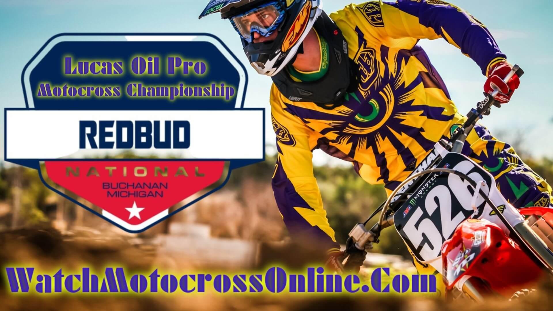 RedBud (1) : Pro Motocross Live Stream - 2020 - Video On Demand