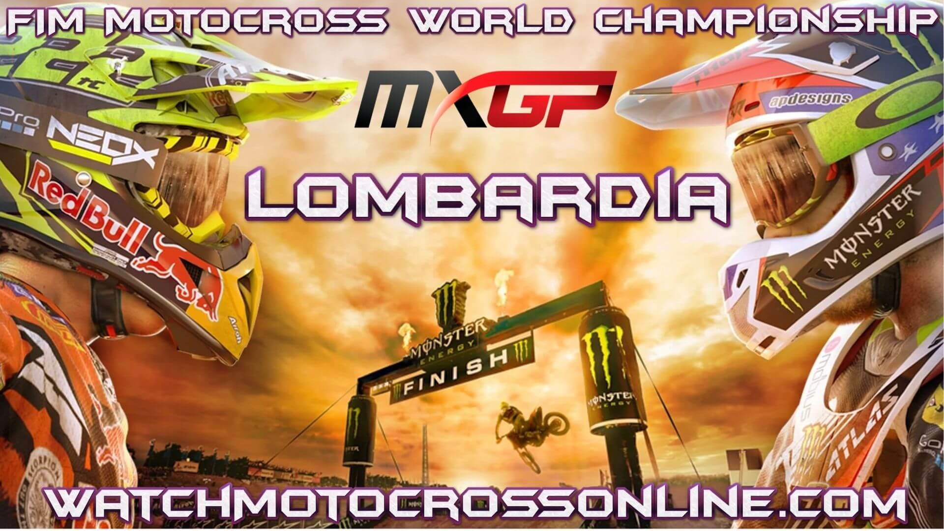 MXGP Of Lombardia Live Stream 2020