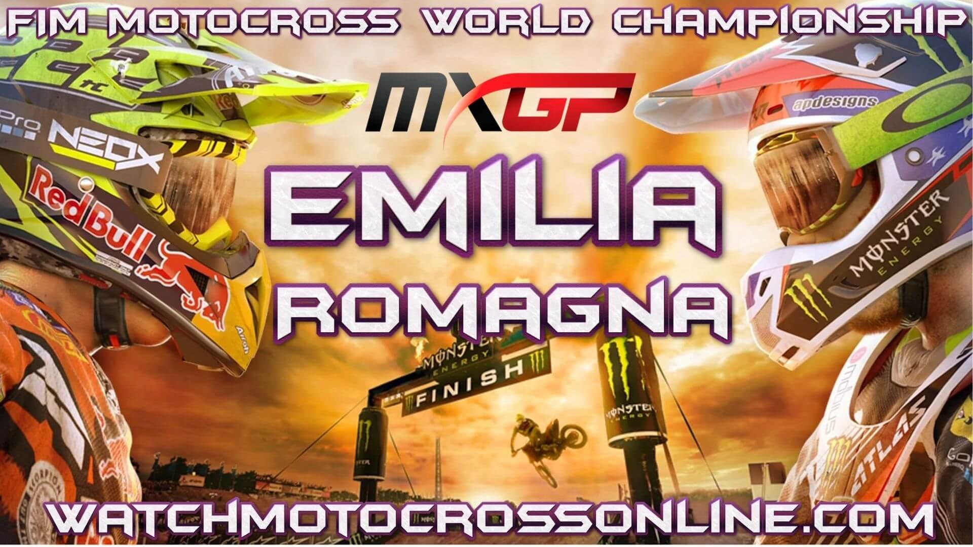 MXGP of Emilia Romagna Live Stream 2020