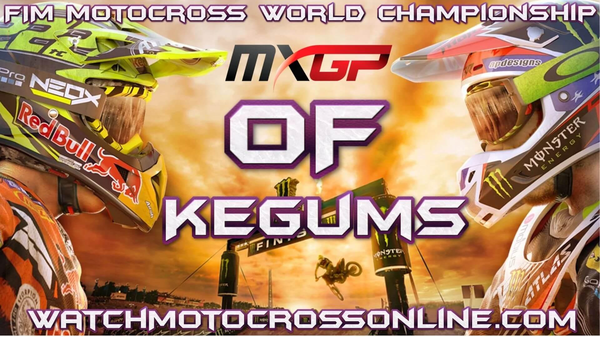 MXGP of Kegums Live Stream 2020