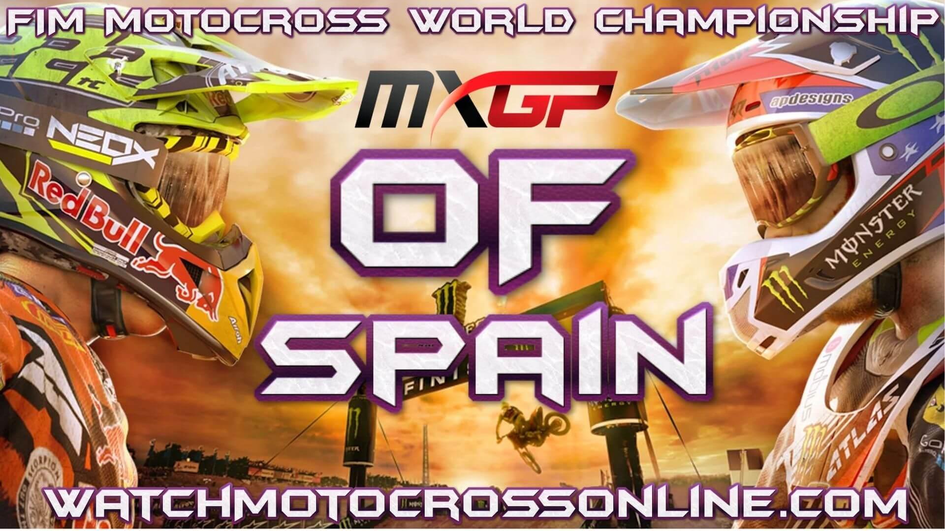 MXGP of Spain Live Stream 2020