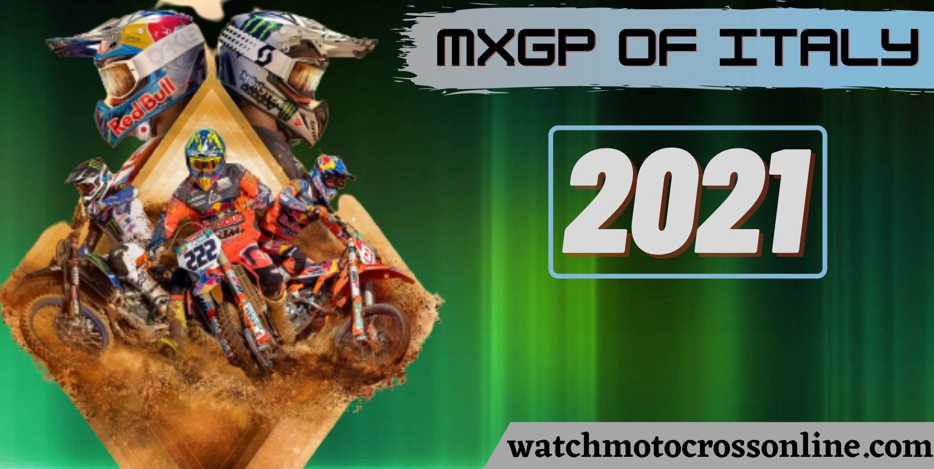 MXGP Of Italy Live Stream 2021