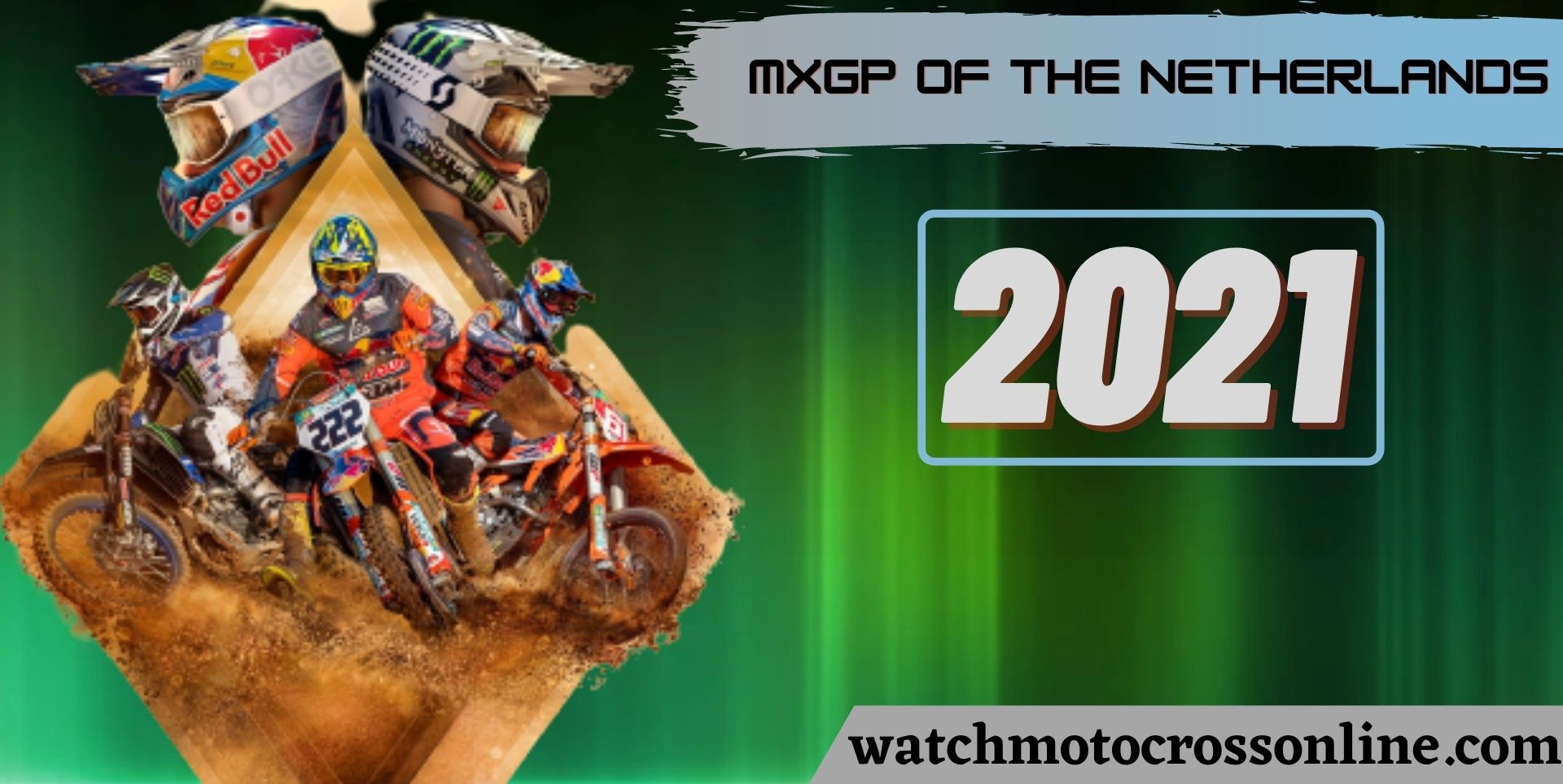 MXGP Of The Netherlands Live Stream 2021