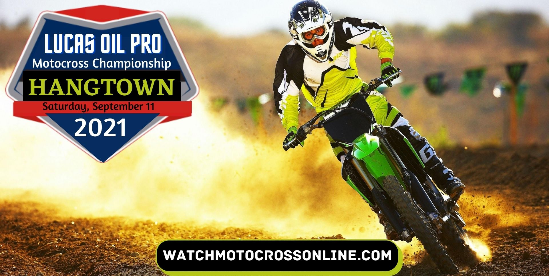 Hangtown Motocross Live Stream 2021