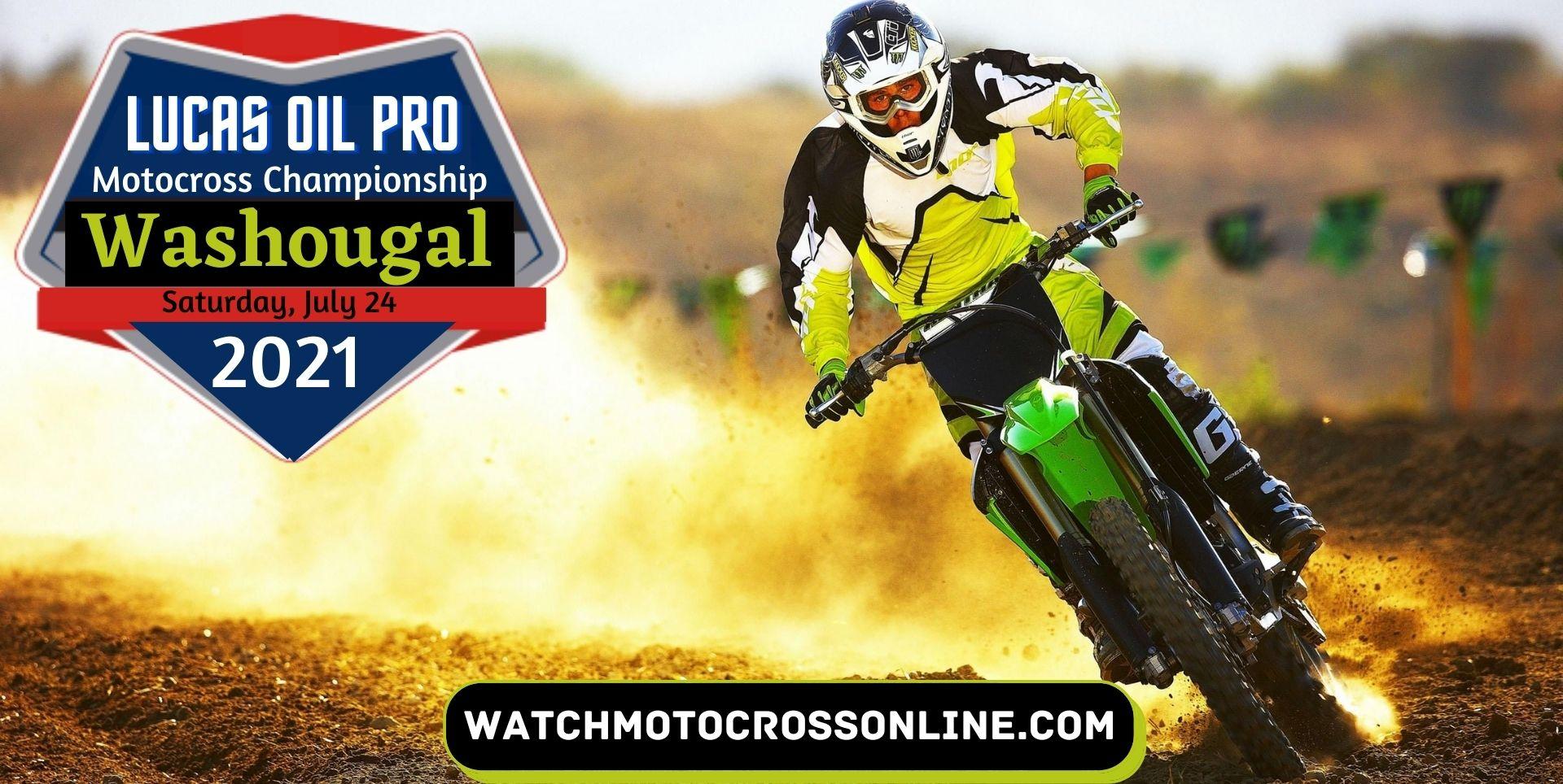 Washougal Motocross Live Stream 2021