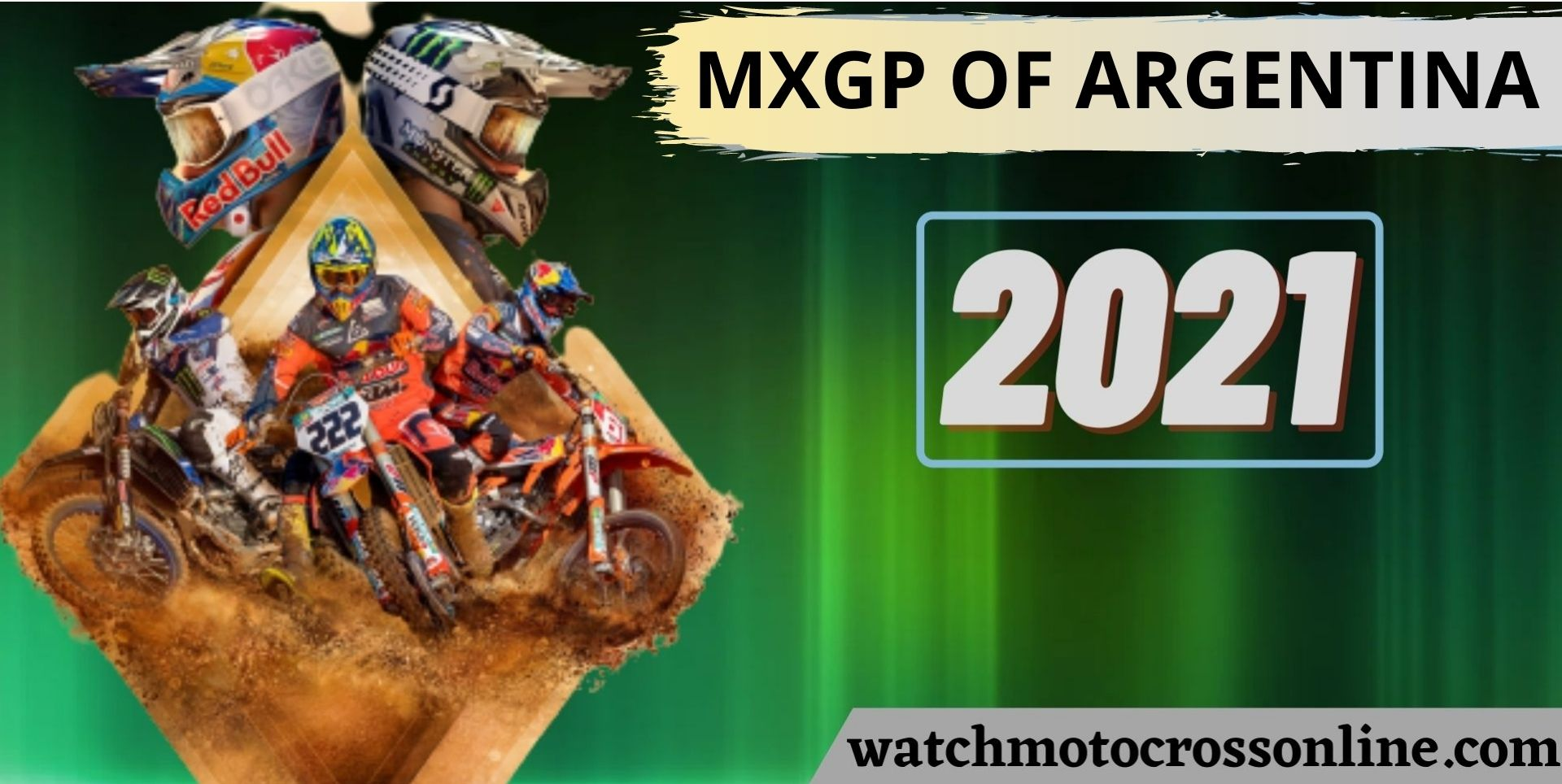 MXGP Of Argentina Live Stream 2021