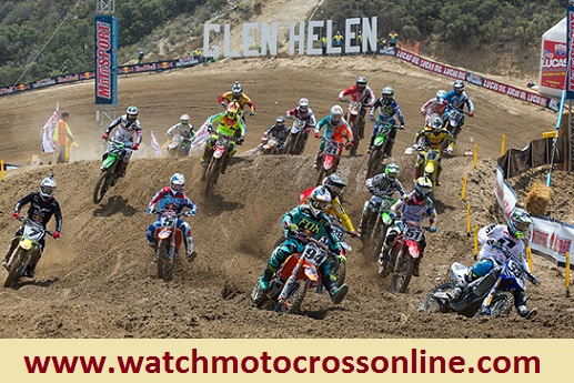 Watch Glen Helen National Motocross Live