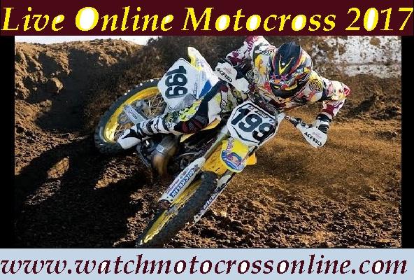 2017 Lucas Oil Motocross Fixture