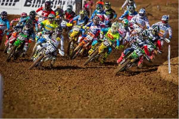 2017 Monster Energy MXGP of USA Highlights