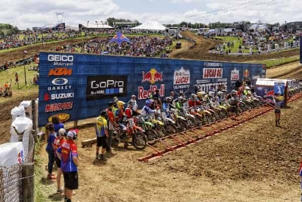Lucas Oil Pro Motocross 2018 TV Schedule Announced