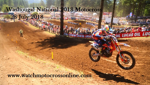 Washougal National Motocross Live Stream