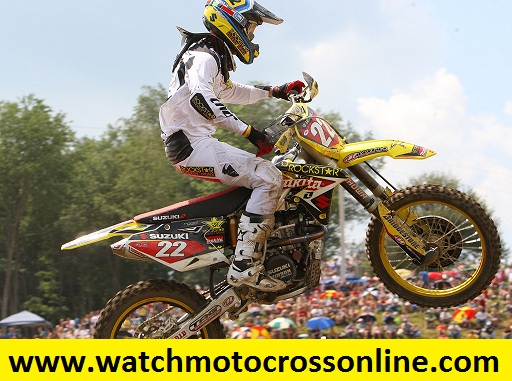Watch Unadilla National Motocross Live