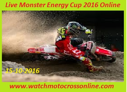 Live Monster Energy Cup 2016 Online